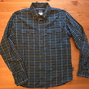 Patagonia Organic Cotton comfy buttoned shirt